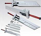 ファイナルファンタジー FF クラウド・ストライフ 剣 刀 武器 コスプレ道具 (銀色)