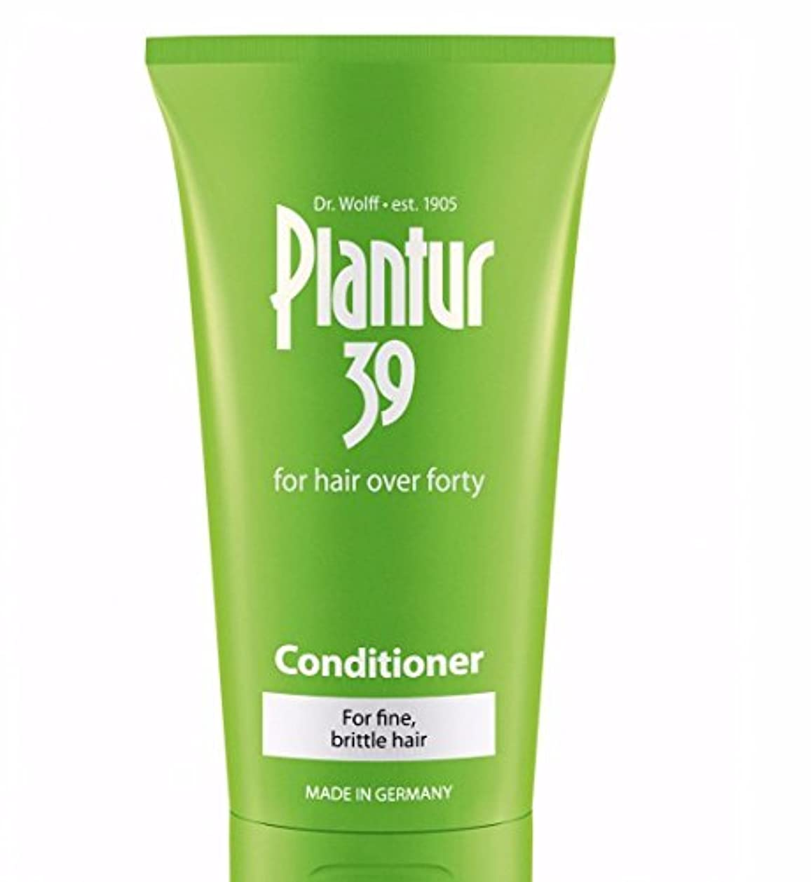嵐の姓威するPlantur 37 150ml Strengthening and Moisturizing Conditioner