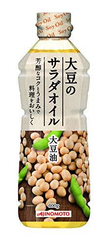 J-オイルミルズ AJINOMOTO大豆のサラダオイル 3本