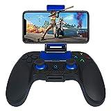 コントローラー ゲームパッド ワイヤレス IFLYING Mobile用 USB 連射振動機能 for Android for ios for PC for iPad 高耐久