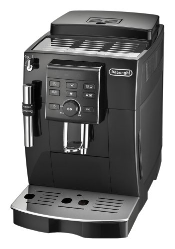 DeLonghi コンパクト全自動エスプレッソマシン マグニフ...