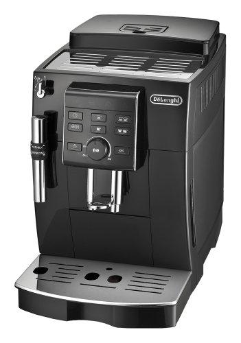 【スタンダードモデル】デロンギ コンパクト全自動コーヒーメーカー マグニフィカS ブラック  ECAM23120BN