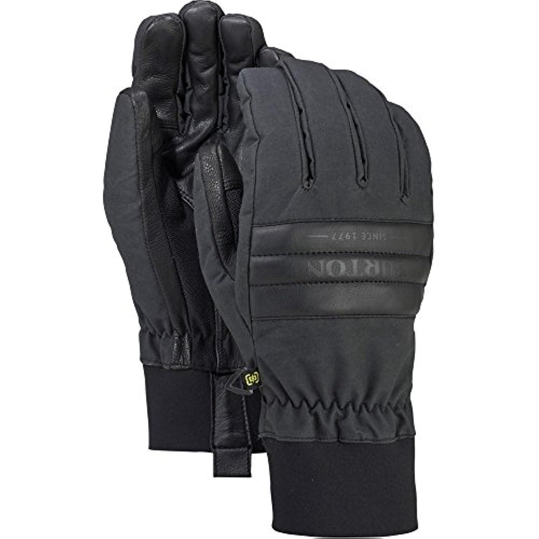 (バートン) Burton メンズ スキー?スノーボード グローブ Burton Dam Gloves 2018 [並行輸入品]