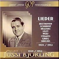 Sings Lieder & Songs 1939/1952