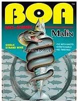 Malin Boa 30-foot no-kink引出線ワイヤ、20-pound、.008-diameter