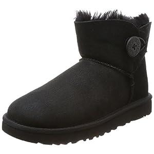[アグ] ブーツ MINI BAILEY BUTTON II 1016422 12623715 [並行輸入品]