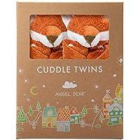 Angel Dear Cuddle Twins Blankie, Fox by Angel Dear