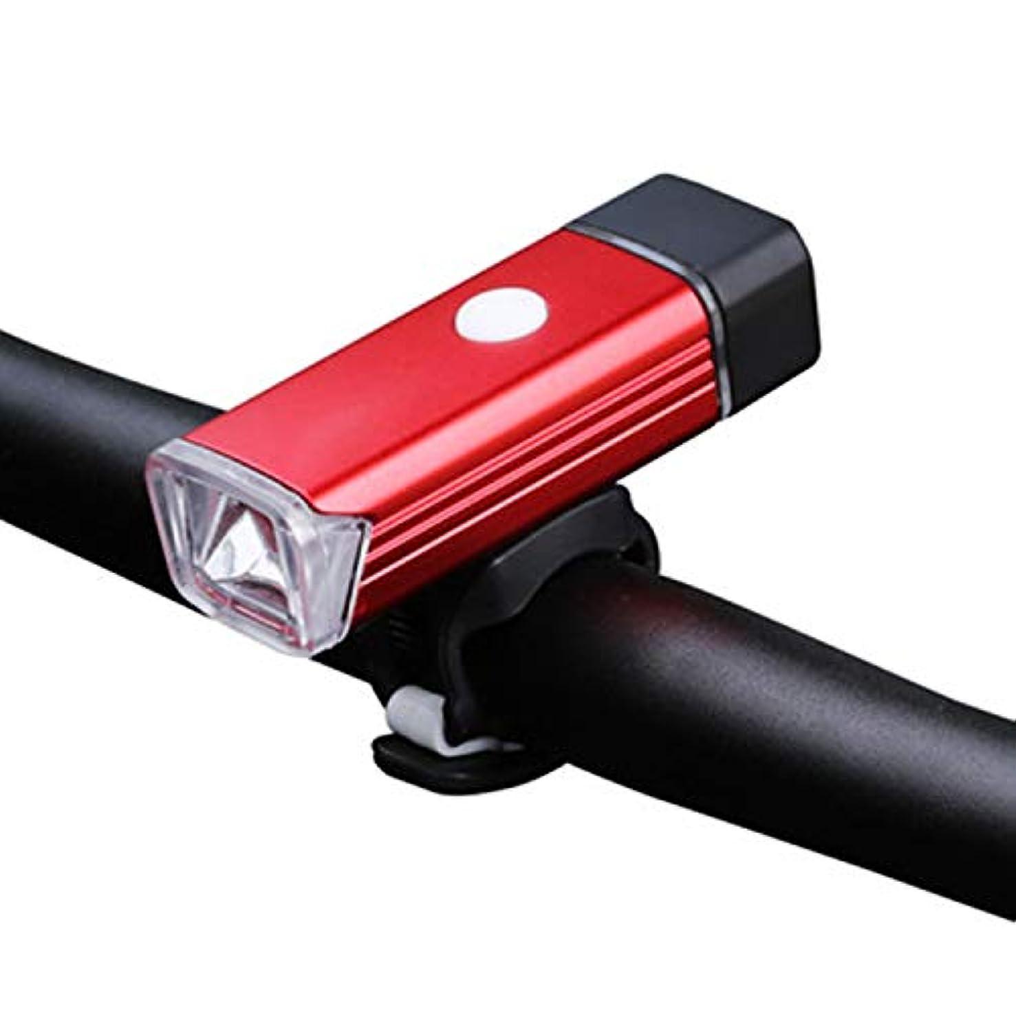 食事準拠型自転車用ライト、マウンテンバイク用ヘッドライト、ストロングライトナイトライディングライト懐中電灯USB充電ライディング用自転車ライト機器用アクセサリー