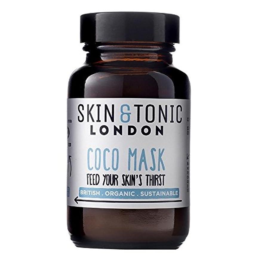 ブローホールロードされた体操Skin & Tonic London Coco Mask 50g (Pack of 6) - スキン&トニックロンドンココマスク50グラム x6 [並行輸入品]