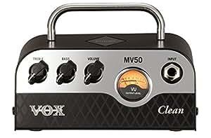 VOX 新真空管Nutube搭載 ギター・アンプ・ヘッド MV50 Clean タイプ