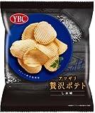 ヤマザキビスケット アツギリ贅沢ポテト しお味 1箱(12袋)