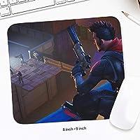 AYIXIDERU 3D柄プリント フォートナイト バトルロイヤル マウスパッド ゲーミング おしゃれ ゲーミン コンピュータ マウスパッド カスタマイズ Mouse Pad アクセサリ 防水 滑り止め