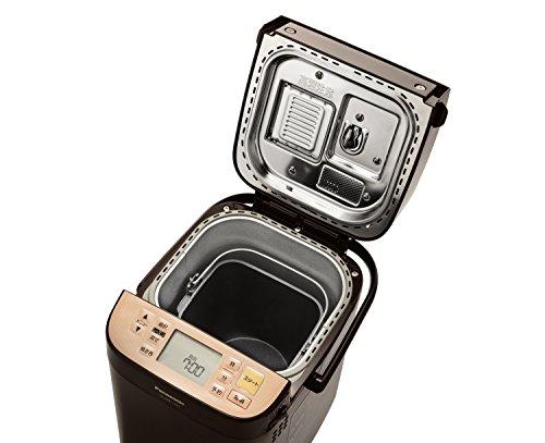 パナソニック ホームベーカリー 1斤タイプ ブラウン SD-BMT1001-T パナソニック(Panasonic)