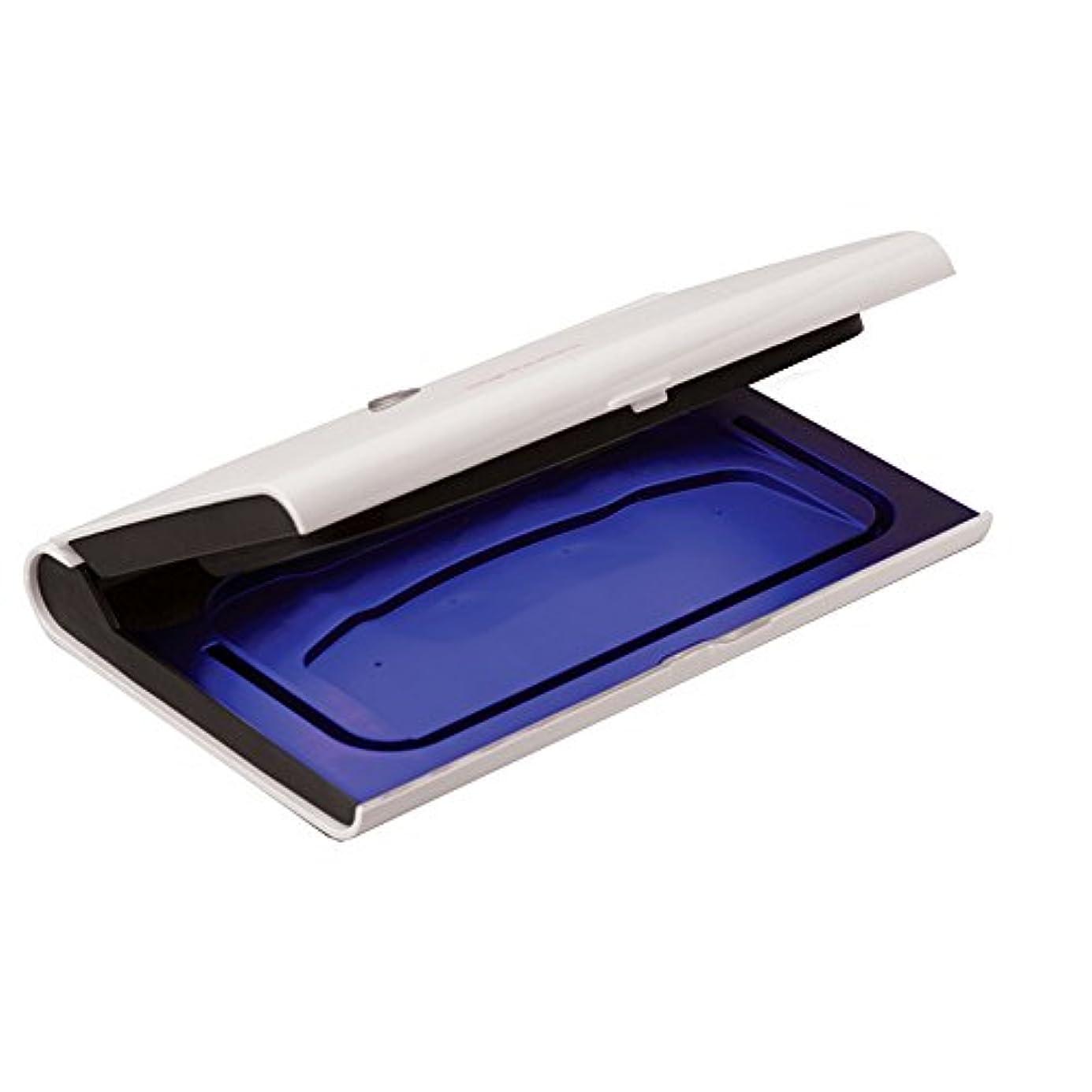 うるさいターゲット反映するビューティーネイラー プロフェッショナルLED ライトポッド 軽量&コンパクト W147×H64×D98mm