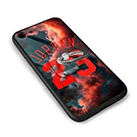 IPhone 7 8 7plus 8plus IPhoneX Xs XR IPhoneXS Max ケース ヨルダンのロゴ リング電話ケース キラキラ 光沢 360度 回転 リング付き 耐衝撃 カバー 人気 おしゃれ アップル アイフォン TPU ソフト リング電話ケース 軽量 薄型 衝撃吸収 擦り傷防止 全面保護 ストラップホール (iPhone7 / IPhone8)