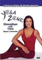 Yoga Zone: Strengthen & Tone [DVD] [Import]