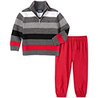 Nautica Baby Boys 2-Piece Sweater Set with Pants