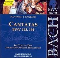 Church Cantatas-Volume. 58