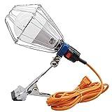 WING ACE LED電球付クリップランプニュールミネα(本体) LA-2205A-LED
