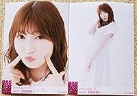 NMB48 [吉田朱里] 月別ランダム生写真 2018 August-rd 8月 2種 コンプ