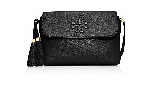 (トリーバーチ) TORY BURCH THEA MESSENGER BAG メッセンジャーバッグ 41149694 BLACK CLOLOR (並行輸入品) CHOIJIPSA
