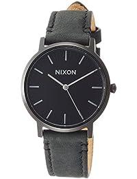 [ニクソン]NIXON 腕時計 PORTER 35 LEATHER NA11992345-00 【正規輸入品】
