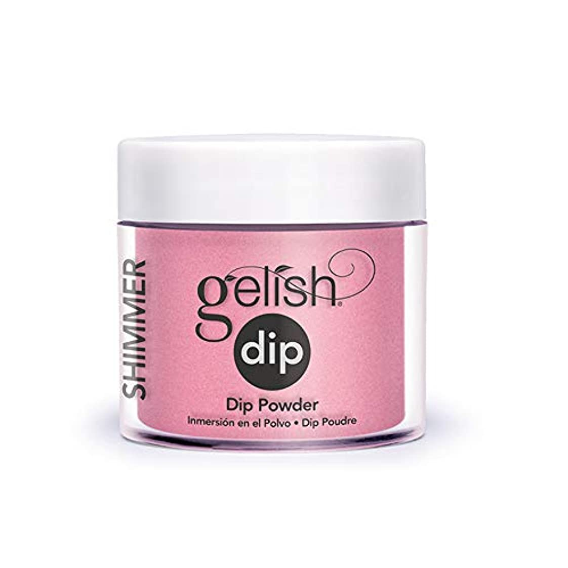 第二囲い無駄Harmony Gelish - Acrylic Dip Powder - Rose-y Cheeks - 23g / 0.8oz