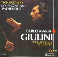 Tchaikovsky;Symphony No.6