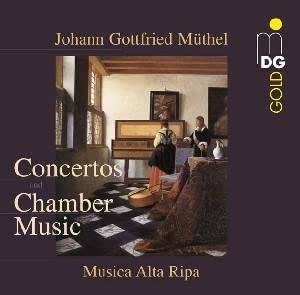 Muthel: Concertos/Chamber Musi