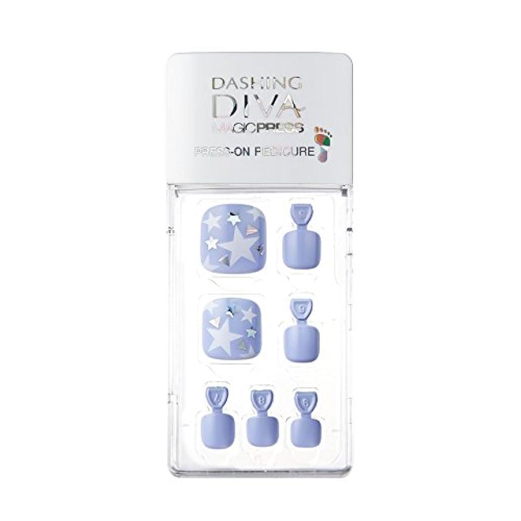 図書館チャンバー糸ダッシングディバ マジックプレス DASHING DIVA MagicPress MDR187P-DURY+ オリジナルジェル ネイルチップ