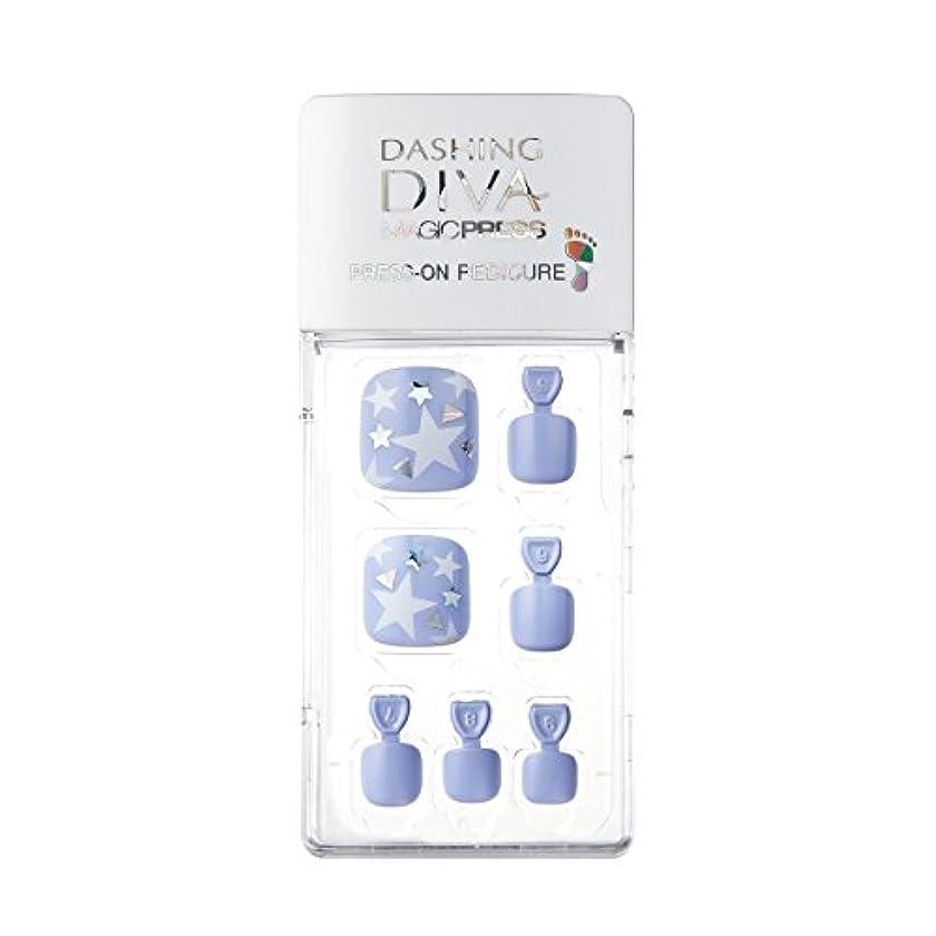 ボタン百科事典駐地ダッシングディバ マジックプレス DASHING DIVA MagicPress MDR187P-DURY+ オリジナルジェル ネイルチップ