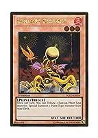 遊戯王 英語版 PGLD-EN034 Lonefire Blossom ローンファイア・ブロッサム (ゴールドレア) 1st Edition
