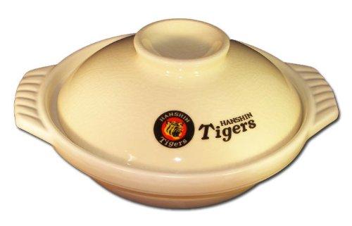阪神タイガース ロゴ入り土鍋