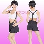 【激安 コスプレ】FF7ティファ★コス衣装Mサイズ★ファイナルファンタジーAC Mサイズ z133