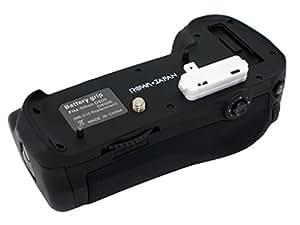【ロワジャパン】Nikon D800 D800E D810 の MB-D12 互換 バッテリー グリップ