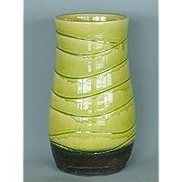 萌黄傘立て #しがらき焼 翔オリジナルの金運豆蛙ストラップ?鈴付1本と陶器製保存容器(お漬物、お味噌等5合用)をもれなくプレゼントさせていただきます