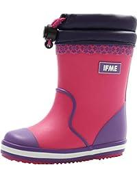 (イフミー) IFME 80-8724 子供 キッズ ベビー 長靴 レインブーツ