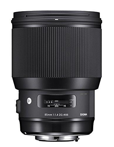 SIGMA 大口径中望遠レンズ Art 85mm F1.4 DG HSM ニコン用 フルサイズ対応