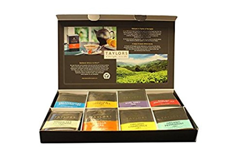 Taylors of Harrogate Classic Tea Variety Box ハロゲイトクラシックティーバラエティーボックステイラー、48杯分  [並行輸入品]