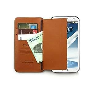 GALAXY Note2 ケース/[Tridea]Italian Wallet Flip Diary/ SAMSUNG GALAXY Note SC-02E ドコモケース/ ギャラクシーノート2 ケース/カバー