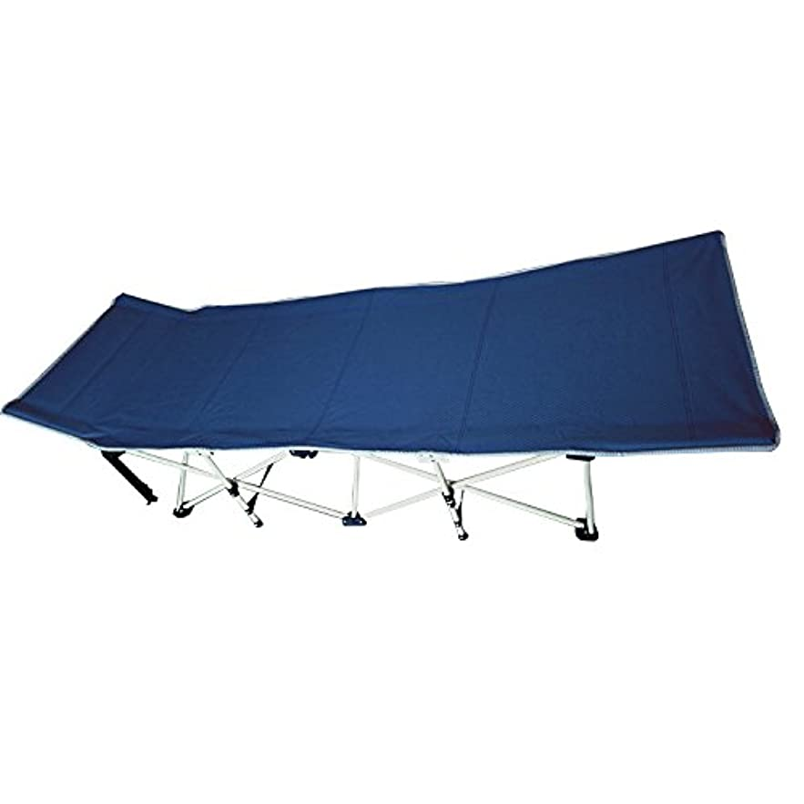 スペース人気の明日Hewflit アウトドアベッド 折りたたみ式 アウトドア チェア ベッド BIGサイズ178センチ 一人用 室内 昼寝 仮眠 簡易ベッド キャンプ 収納ケース付き