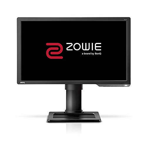 BenQ ZOWIE 24 1080p LED Full HD 144Hz Gaming Monitor, XL-Series for eSports Tournaments and Professional Players (XL2411) by BenQ