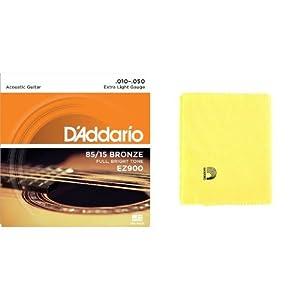 ダダリオ アコースティックギター弦 85/15...の関連商品1