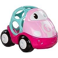 Oball Go グリッパー ピンクとブルー 車 赤ちゃん 幼児 おもちゃ 車