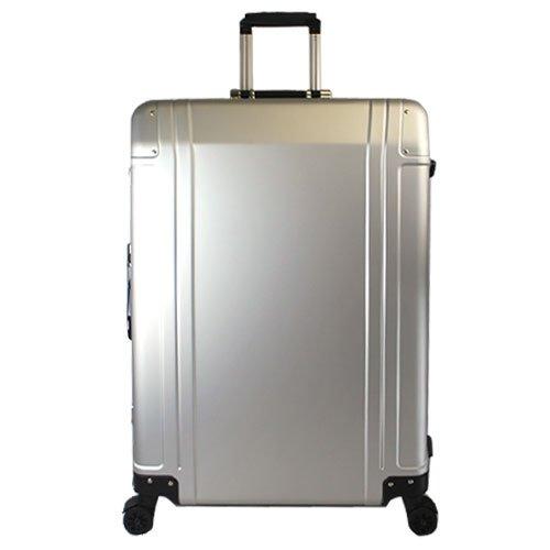[ゼロハリバートン]ZERO HALLIBURTON スーツケース ZR-Geo 28インチ 4輪キャリーケース シルバー ZRG28-SI/9401005-05[並行輸入品]
