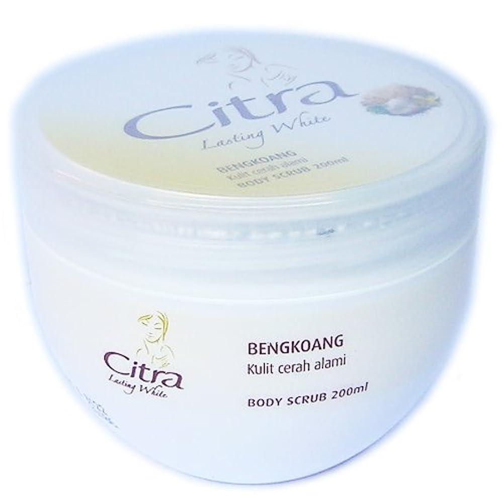 ビタミン有効化達成Citra(チトラ) ボディスクラブ 200ml [並行輸入品][海外直送品]ブンコアン