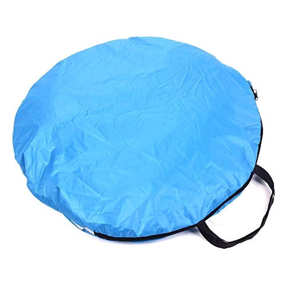 バウンス彼はヨーグルトRosepoem ピラミッドテント折りたたみテント吊りベッド旅行青耐久性のあるキャンプテント