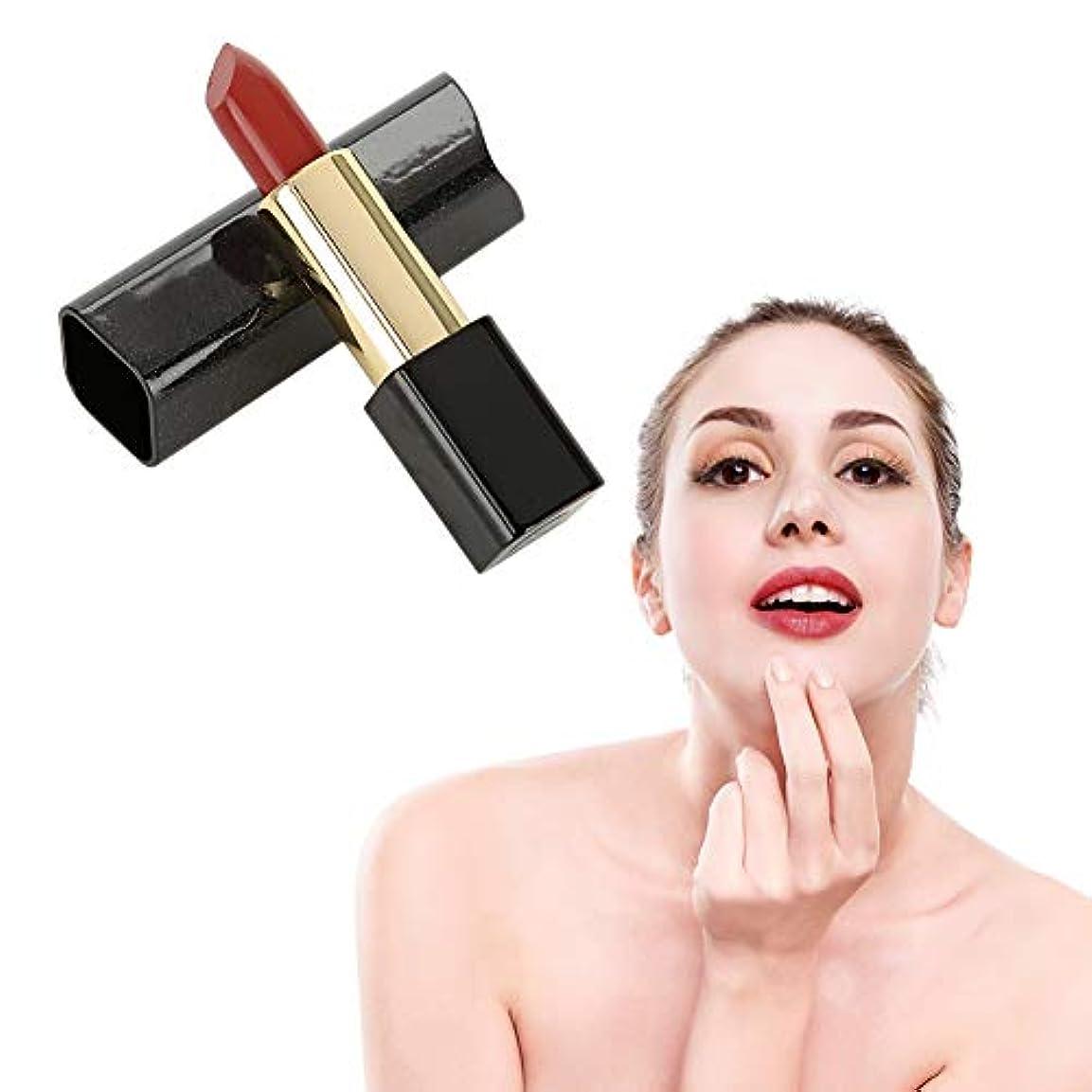 宮殿牧草地膿瘍マットの口紅、きらめきの化粧色の保湿の口紅の長続きがする唇の棒の構造の化粧品用具クリスマスの誕生日の女性のための最もよいギフトバレンタインデー(4)