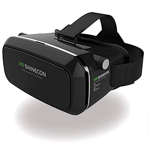 BYBREGAL® 3D SHINECON VRゴーグル <...