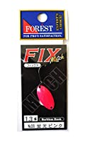 フォレスト(FOREST) スプーン フィックス マッチ 1.3g 蛍光ピンク #8 ルアー
